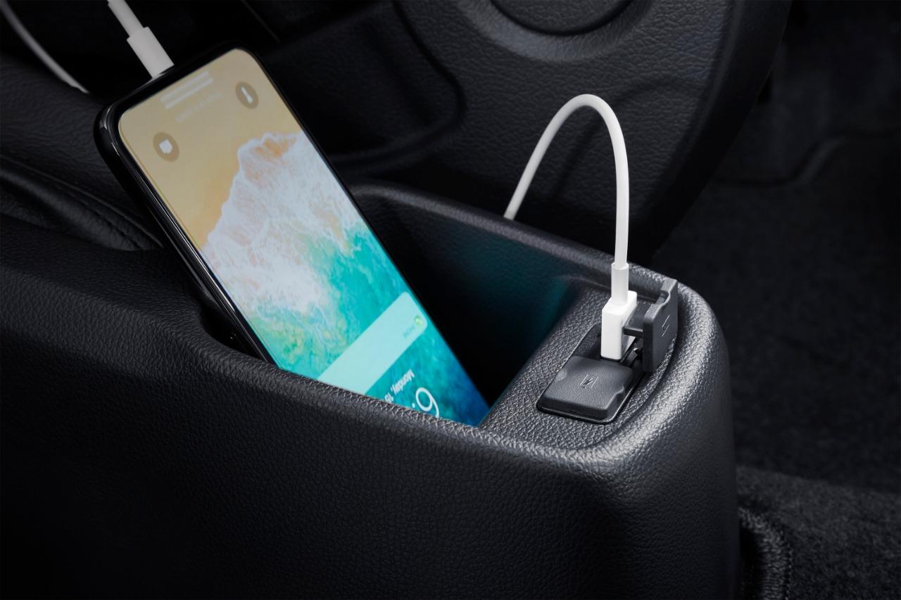 Proton Kenya: 3 New USB Ports**