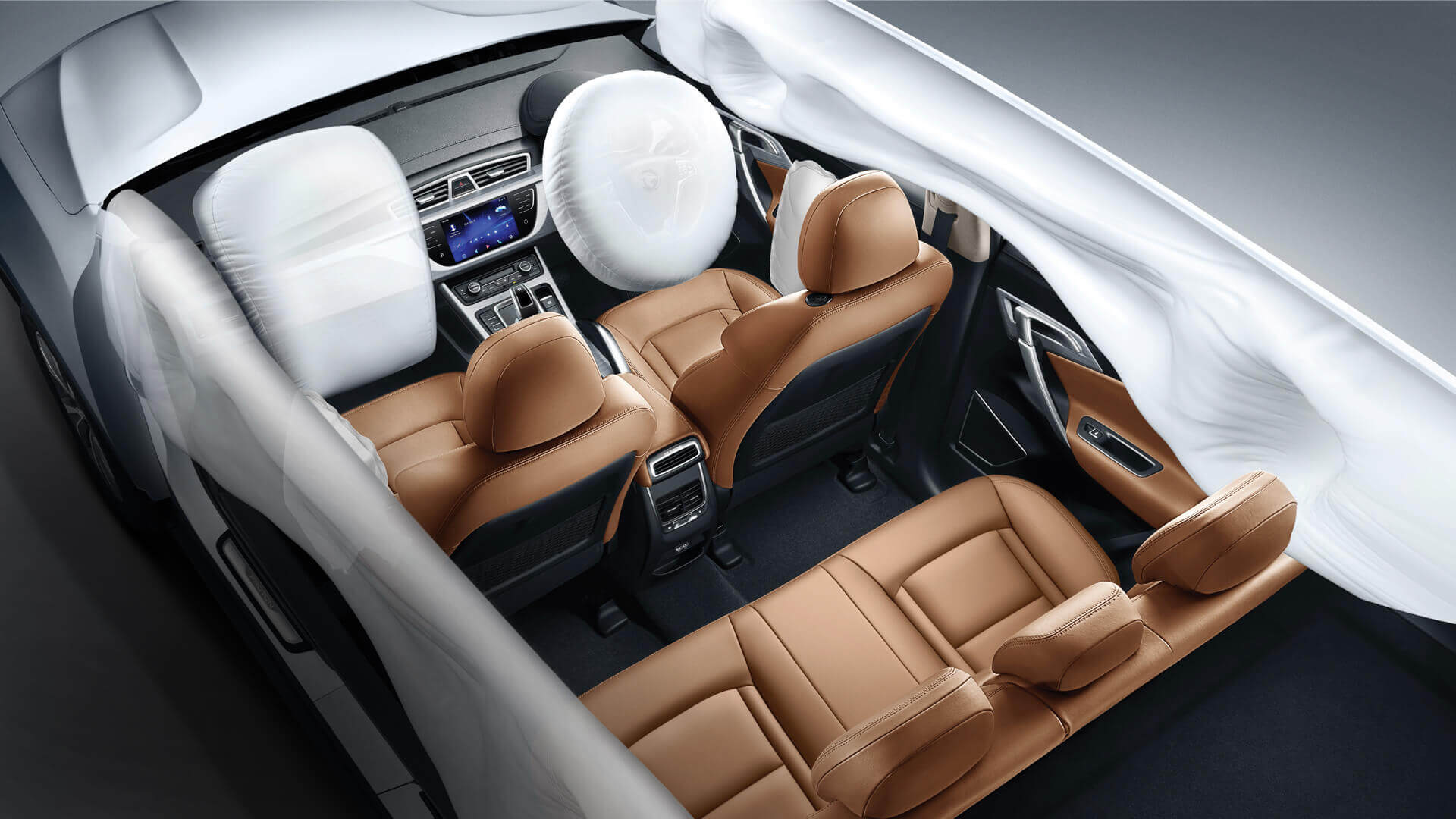 Proton Kenya: Front and Rear SRS Airbags
