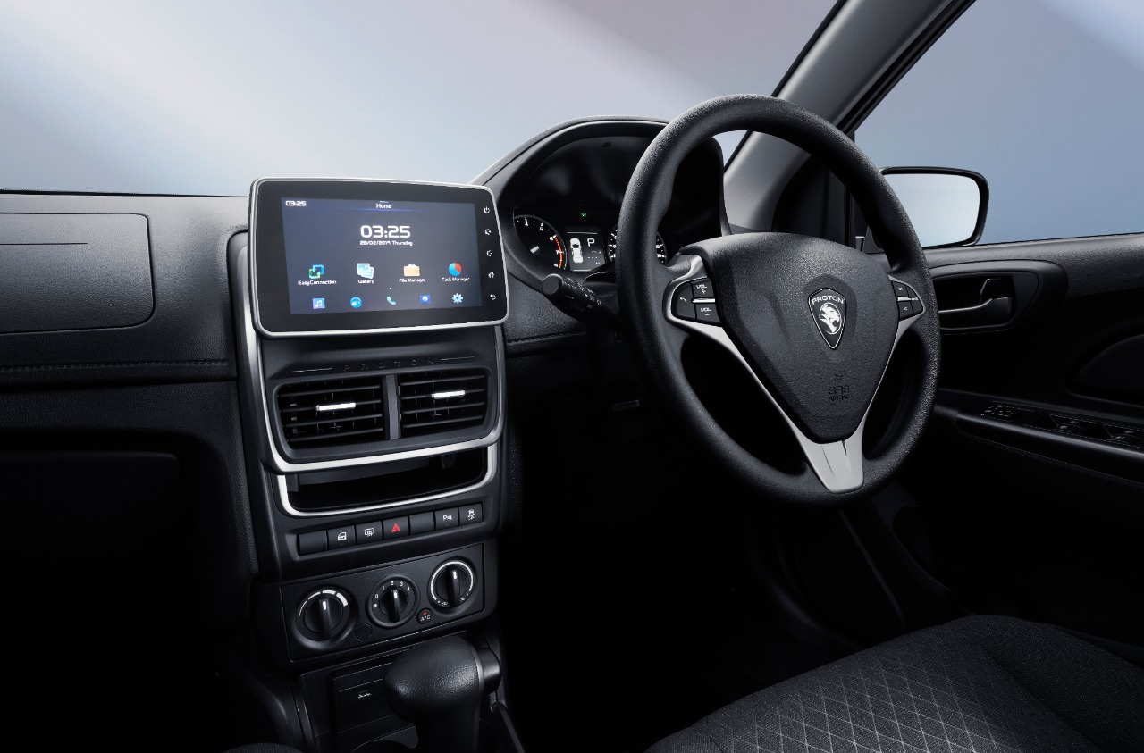 Proton Kenya: Floating 7'' Touch Screen Monitor with Bluetooth Connectivity and 16GB Internal Storage*