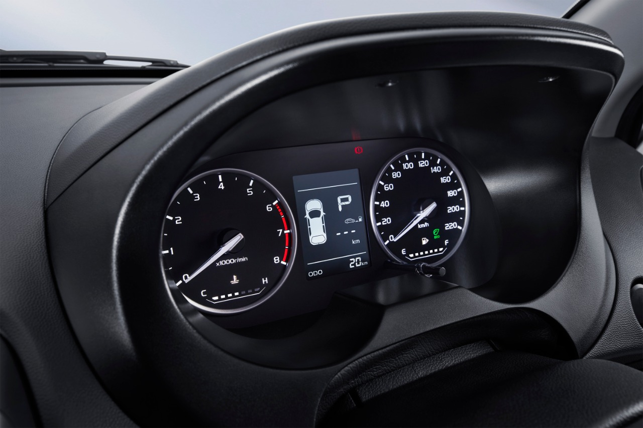 Proton Kenya: New Meter Combination with Multi Information Display and Eco Drive Assist
