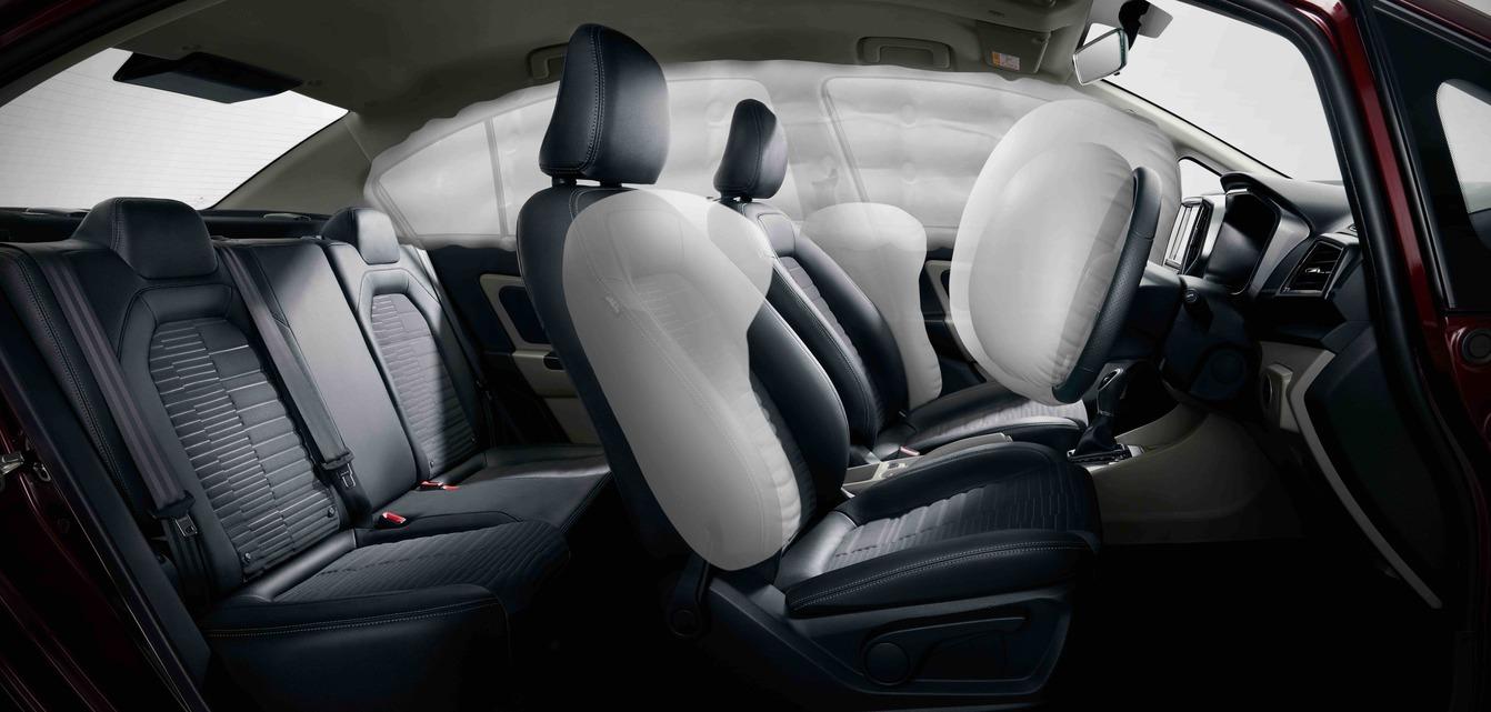 Proton Kenya: 6 Airbags*