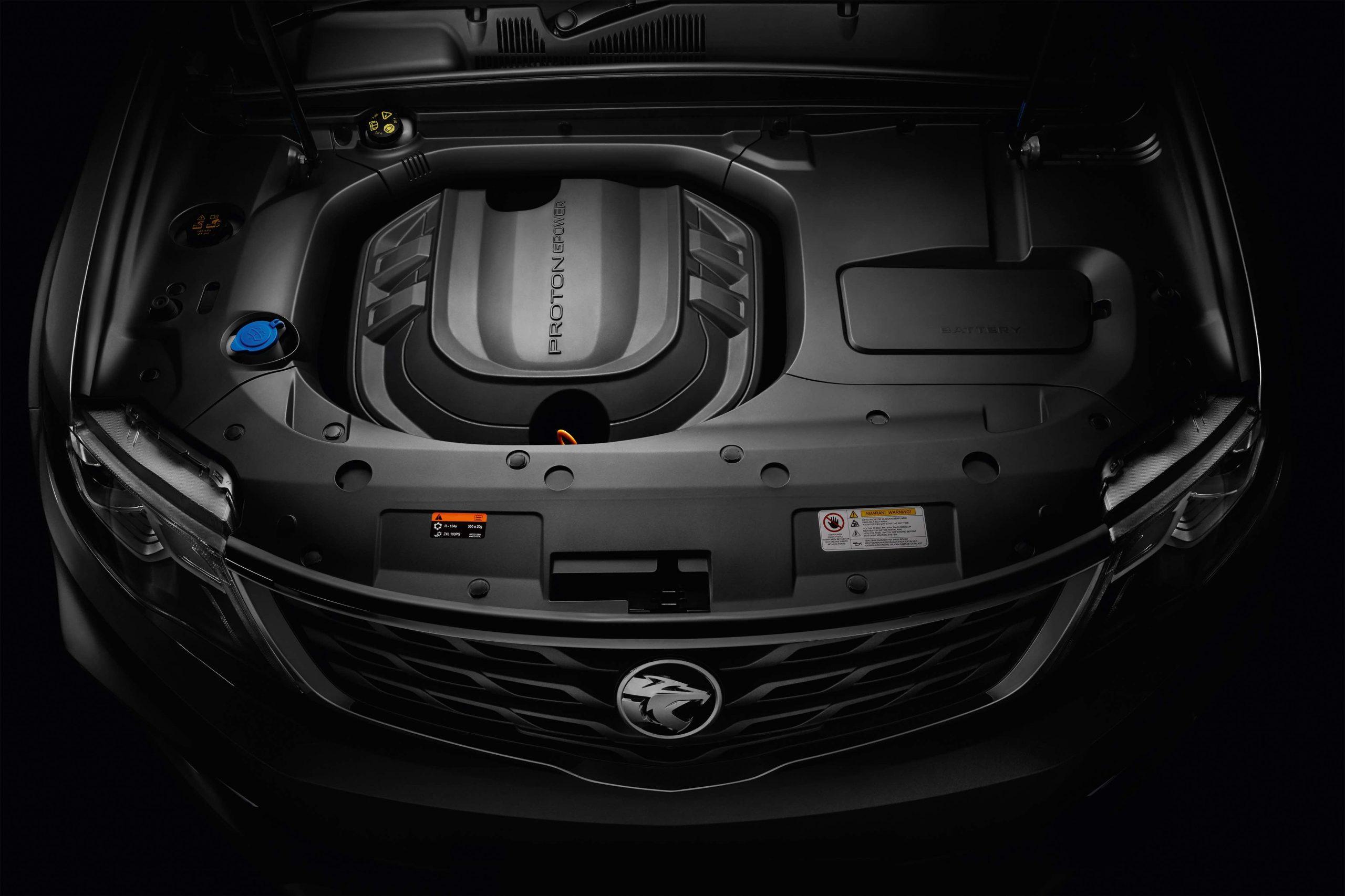 Proton Kenya: 1.5L TGDi Engine