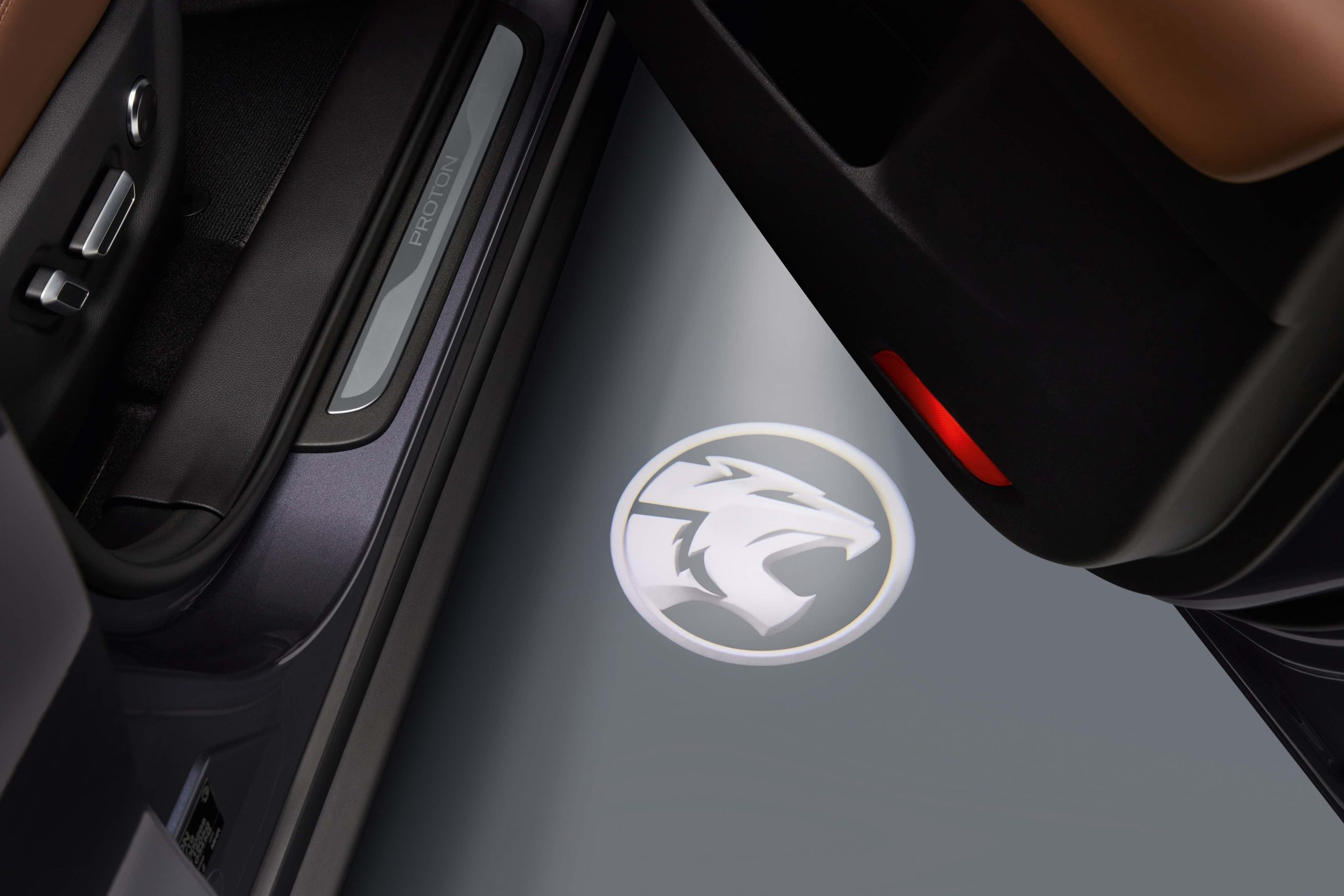 Proton Kenya: Front Welcome Lamps