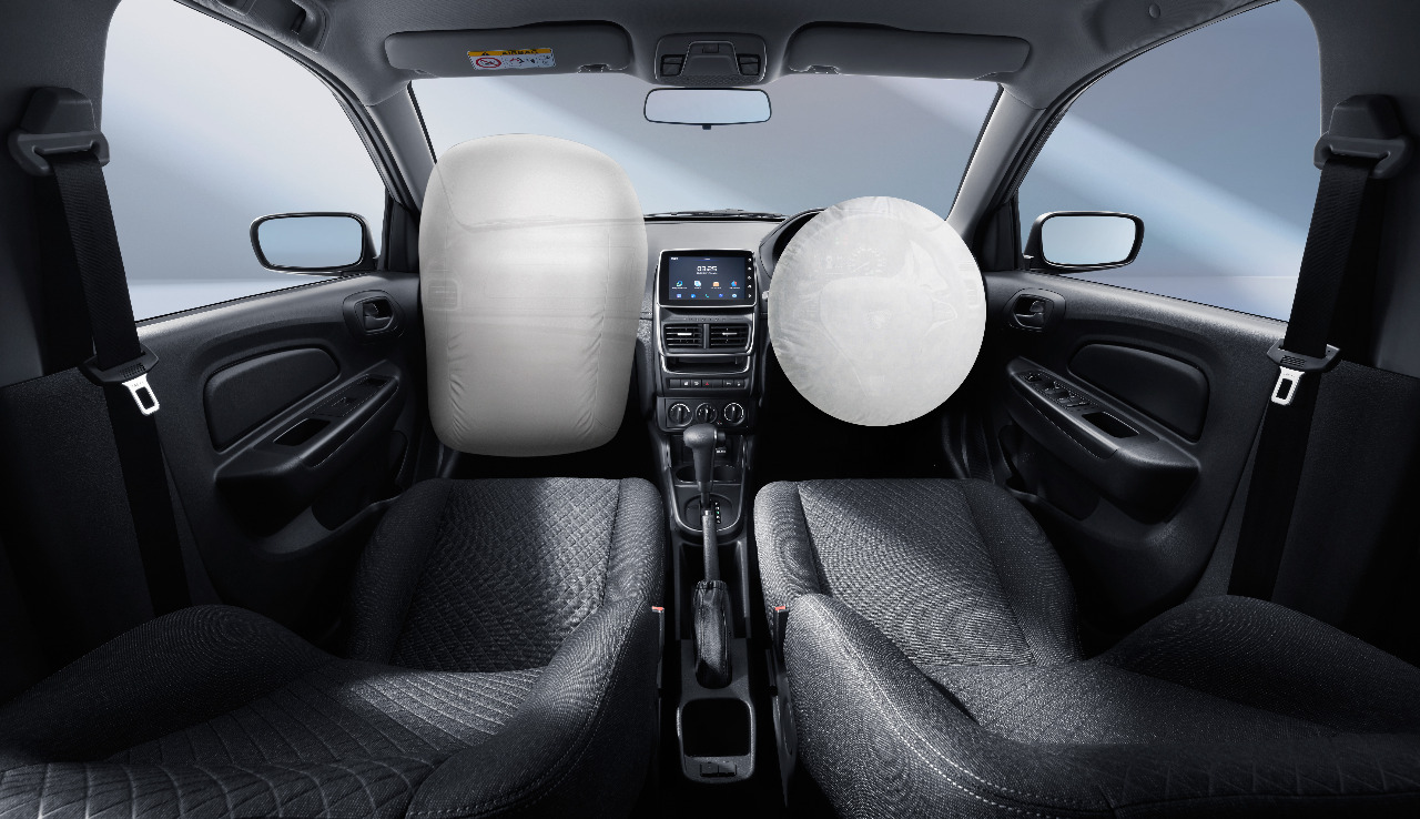 Proton Kenya: Front SRS Airbags