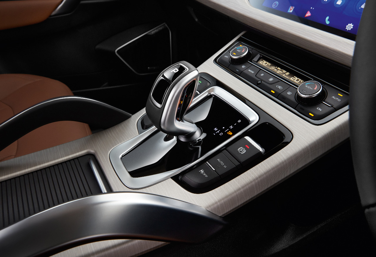 Proton Kenya: 7-Speed Dual Clutch Transmission with Manual Mode